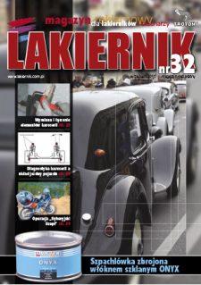 Lakiernik 32