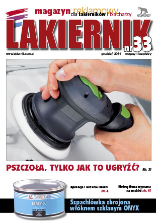 Lakiernik 33