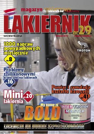 Lakiernik 29
