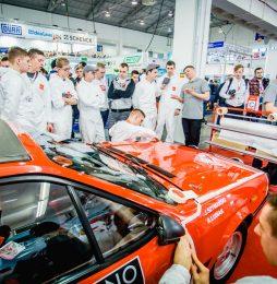 II Ogólnopolskie Mistrzostwa Lakierników  – poznaj Laureatów i konkurencje finałowe na Motor Show 2016