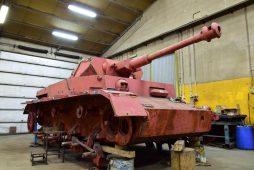 Jak feniks z popiołów…  Kołobrzeski Pz.Kpfw. IV Ausf. J odbudowany
