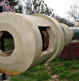 Rekonstrukcyjny unikat, czyli koszaliński Pantherturm