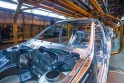 Karoserie aluminiowe i ich naprawa cz.1