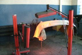 Zastosowanie promienników podczerwieni do suszenia powłok lakierniczych