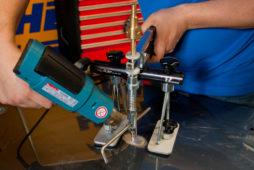 Jak naprawiać aluminiowe elementy karoserii?