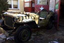 Gdański specjalista od Jeepów