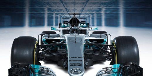 Axalta Coating Systems i Mercedes-AMG Petronas Motorsport świętują zwycięstwo w Grand Prix Chin