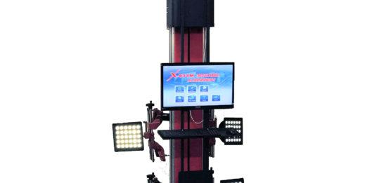 Najnowsze rozwiązania konstrukcyjne urządzeń do pomiaru geometrii kół pracujące w systemie pomiaru 3D