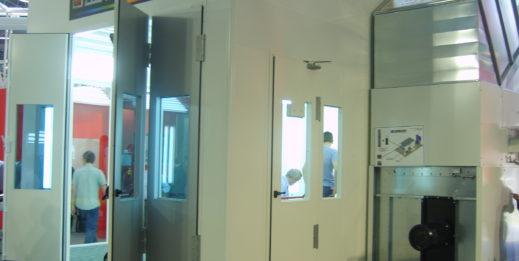 Rekuperatory w kabinach lakierniczych