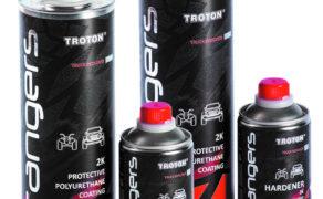 WYTRZYMAŁOŚĆ MA ZNACZENIE- poliuretanowe powłoki ochronne w motoryzacji