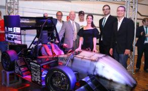 Standox wspiera austriacki zespół wyścigowy w zawodach Formula Student