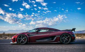 Lakiery Standox na najszybszych samochodach na świecie