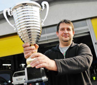 Jacek Bagiński z Kołobrzegu ponownie Mechanikiem Roku