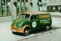 160 lat historii marki Lesonal