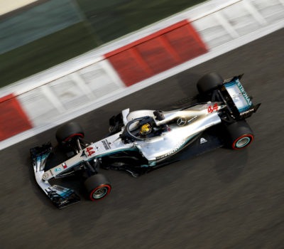 Mercedes-AMG Petronas Motorsport: lakiernicy w podróży