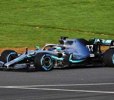 Mercedes-AMG Petronas Motorsport: nowy sezon, nowa grafika, nowy kolor