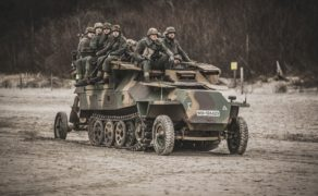 """Wielka bitwa na plaży, czyli """"Bój o Kołobrzeg 2019"""""""