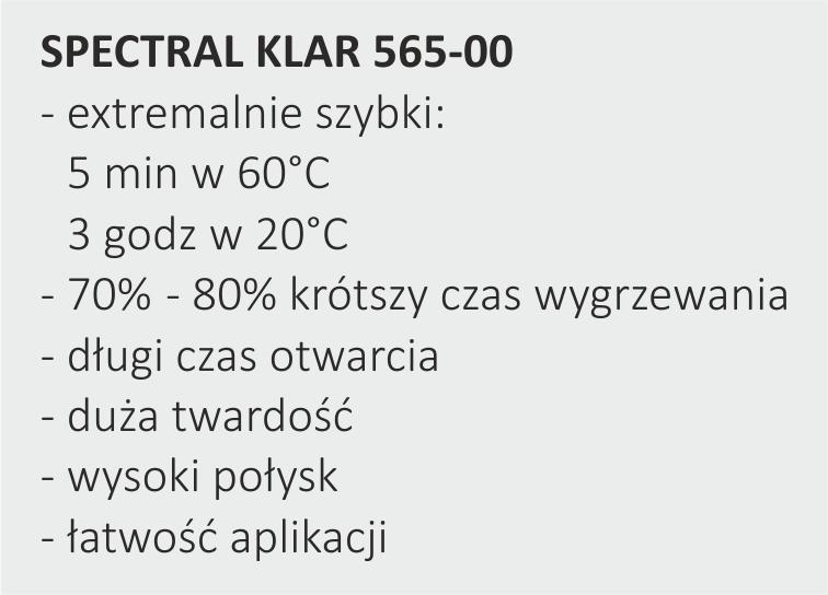 spectral-klar-565-00_cechy