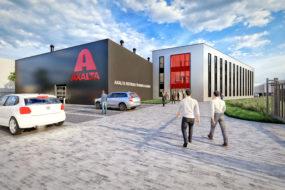Axalta otwiera nowy obiekt w Holandii