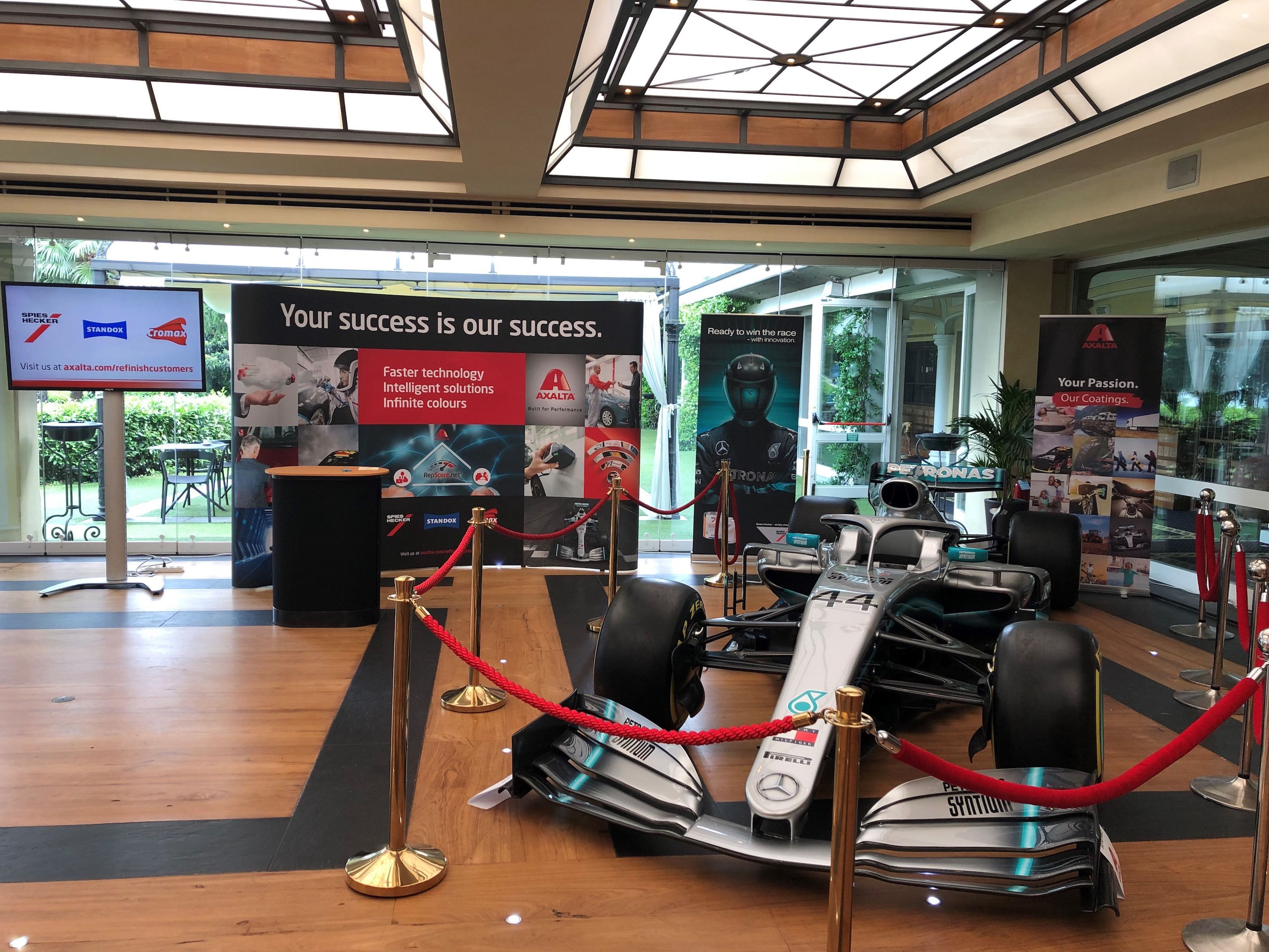 axalta-showcases-latest-innovations-at-ibis-global-summit-2019-in-milan