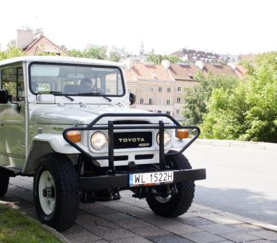 Toyota Land Cruiser – historia perfekcyjnej renowacji