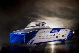 Cromax pomaga zespołowi Agoria Solar Team przygotować się do wyścigu  Bridgestone World Solar Challenge 2019