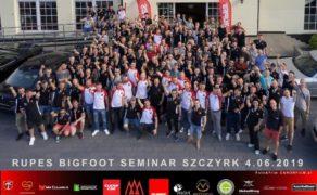 RUPES BIG FOOT SEMINAR POLAND 2019
