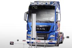 Niebezpieczne ciężarówki
