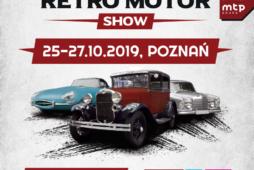 Targi Retro Motor Show –  klasyczny weekend w Poznaniu!