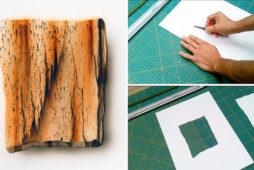 Sposób na drewno – technika airbrush