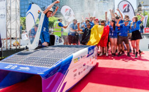 Wspierany przez Cromax zespół Agoria Solar Team zdobywa mistrzostwo świata podczas wyścigu 2019 Bridgestone World Solar Challenge