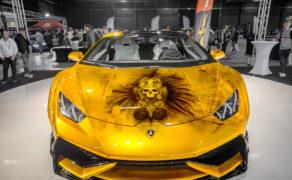 Jak Łukasz Łukasik ozłocił Lamborghini