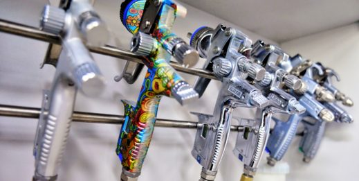 Czy w małym lub amatorskim warsztacie jeden pistolet wystarczy?