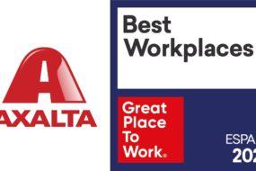 Hiszpański oddział Axalta wśród 30 najlepszych pracodawców według rankingu Best Workplaces 2020