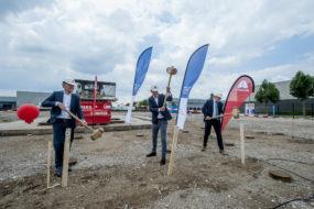Axalta rozpoczyna budowę nowoczesnego obiektu w Holandii