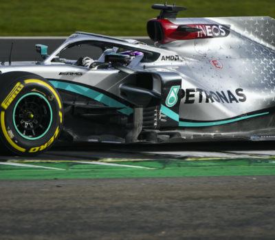 Nowa szata graficzna i nowe kolory bolidów zespołu Mercedes-AMG Petronas Formula One Team
