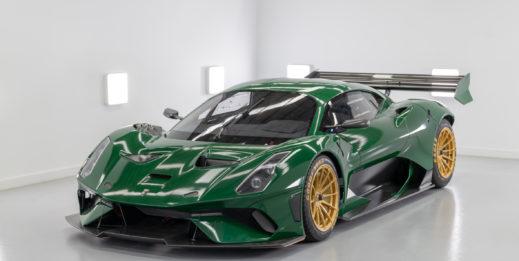 Axalta rozpoczyna współpracę z australijską firmą Brabham Automotive