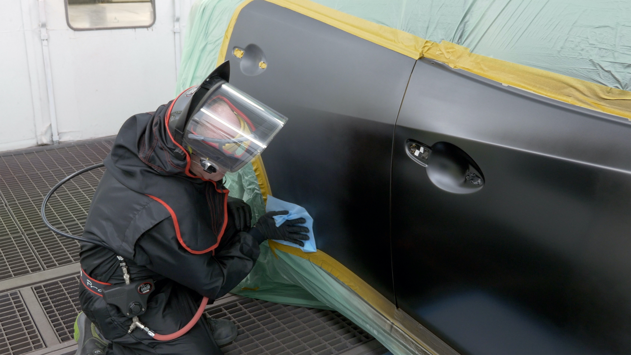 Spies Hecker Repair Tip - Mazda Machine Gray;