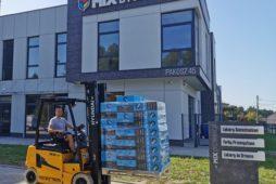 Połączyła ich praca i pasja – MIX Dystrybucja  Kielce biznes i sport