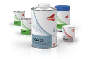 Nowy lakier bezbarwny CC6750 Ultra Performance Energy System Clear  od marki Cromax