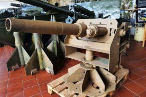 Forteczna armata, która nie obroniła Szczecina