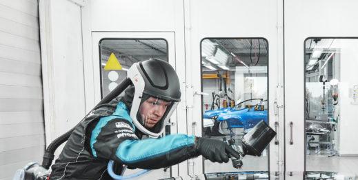 Sprytny sposób na wydajniejszą pracę – nowy lakier bezbarwny Speed-TEC Clear Coat 8810