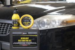 Jak naprawić zmatowiałe i porysowane reflektory samochodowe?