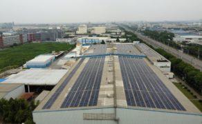 AkzoNobel wdraża projekty solarne w Chinach i przyspiesza realizację celów w zakresie zrównoważonego rozwoju