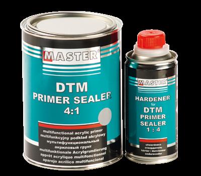 Firma TROTON wprowadza do sprzedaży nowy podkład akrylowy Master DTM Primer Sealer 4:1