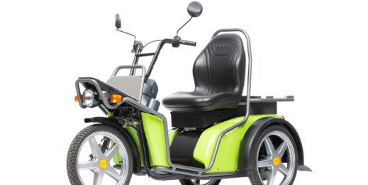 KYBURZ wybrał lakiery Spies Hecker do swoich nowych pojazdów elektrycznych