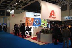 Technologie Axalta Coating Systems dla rozwiązań energetycznych na międzynarodowych Targach CWIEME w Berlinie, w Niemczech Hala 3.2, stanowisko A19