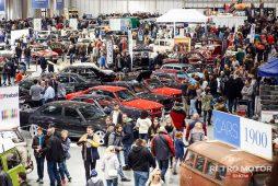 3 dni, 453 pojazdy, 17 474 zwiedzających – tak w liczbach wyglądało pierwsze spotkanie pasjonatów zabytkowej motoryzacji podczas Retro Motor Show w Poznaniu!