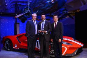 Axalta Coating Systems wyróżniona podczas 20. dorocznej gali World Excellence Awards