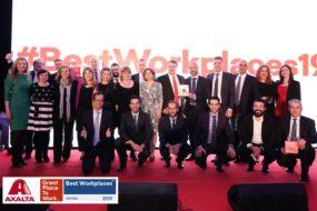 Axalta Hiszpania wśród 30 najlepszych pracodawców według rankingu Best Workplaces 2019
